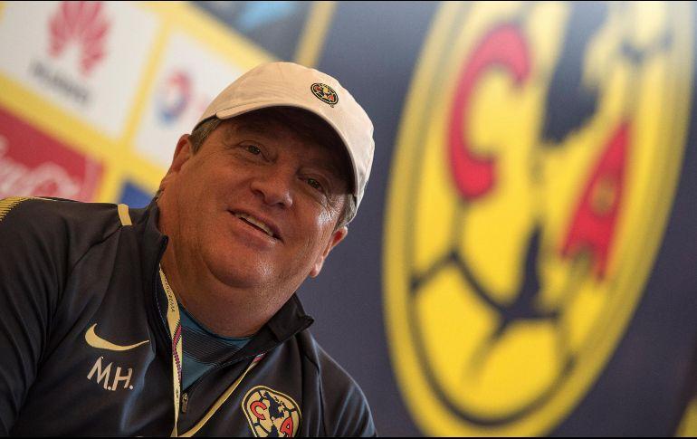 Miguel Herrera afirma que duelo con Veracruz será complicado