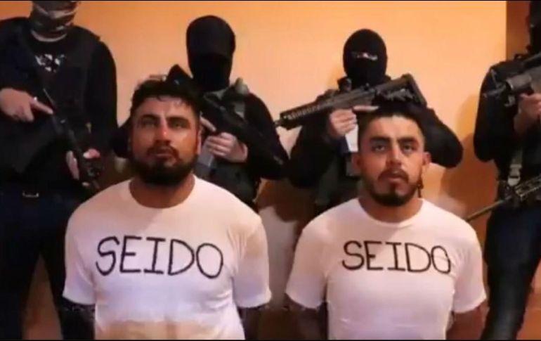 Reportan detención de presuntos asesinos de agentes de la PGR