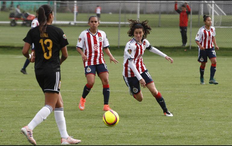 León vs Chivas, 19 de febrero, Liga Mx Femenil — EN VIVO