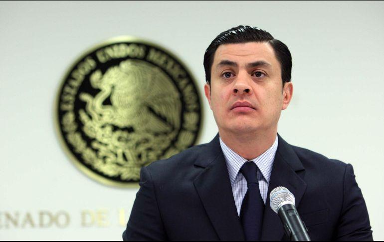 José María Martínez renuncia al PAN