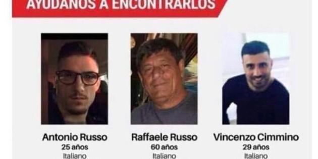 Familiares de italianos piden que no se les criminalice
