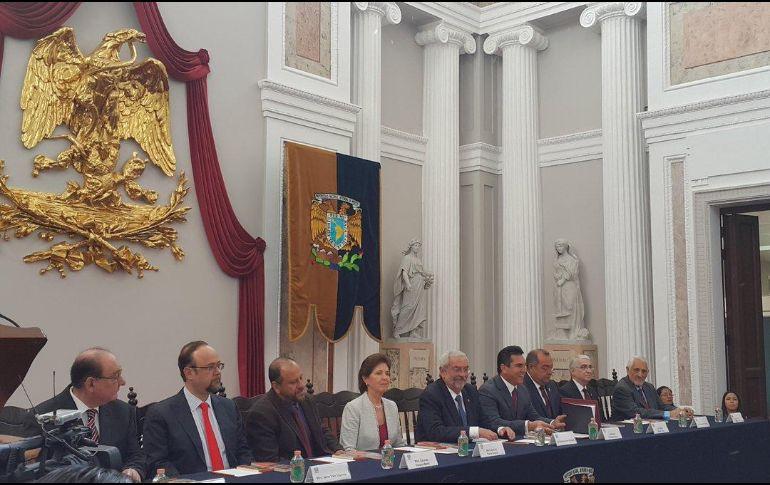 Preocupa a UNAM que en elección impere desinformación y demagogia