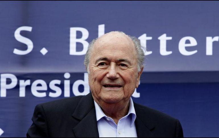 Joseph Blatter reaparece y tiene a su favorito para el Mundial 2026
