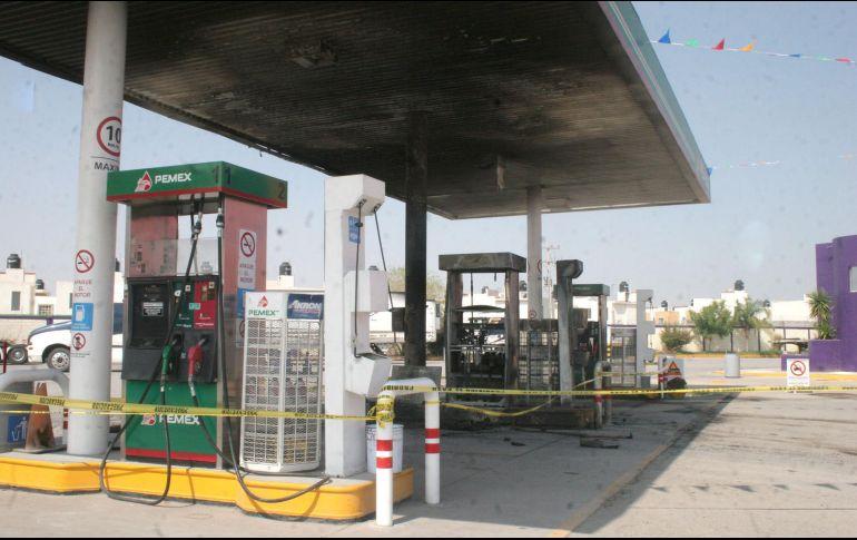 Consumo de gasolinas registran caída del 20%