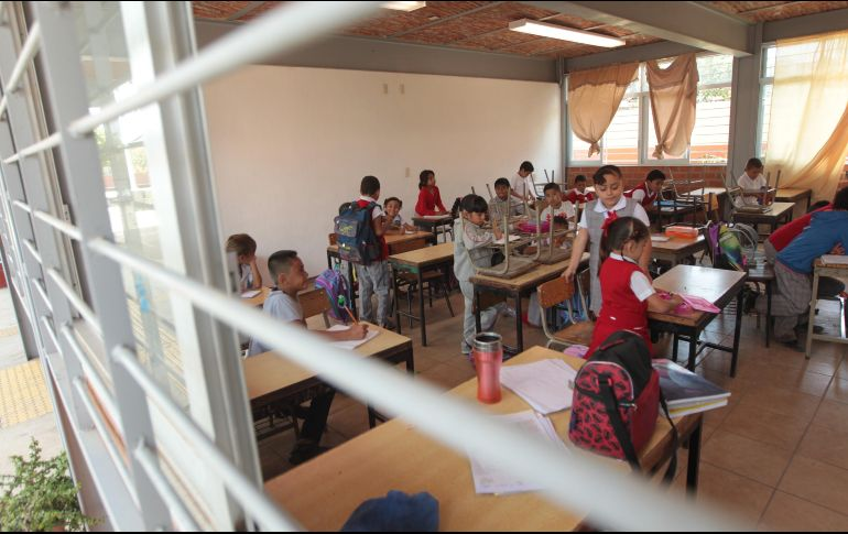 Alumno agrede a maestra en primaria de Tonalá