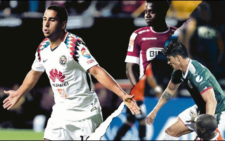 Chivas y Águilas — Clásico empate