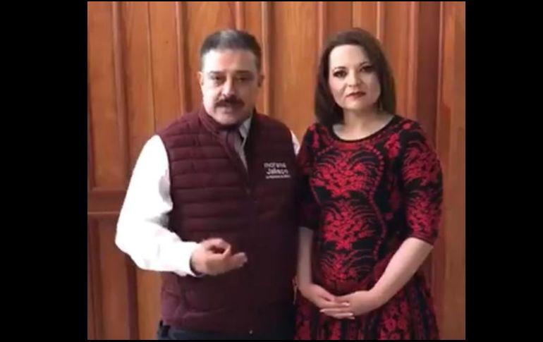Claudia Delgadillo deja el PRI, será candidata de Morena