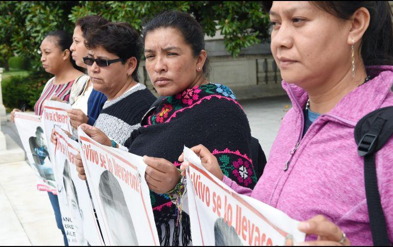 Acusa ONU a Gobierno mexicano de criminalizar a defensores de derechos humanos