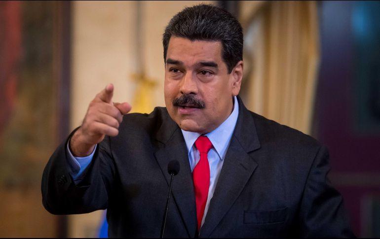 Maduro anuncia aumento de 58% del sueldo mínimo