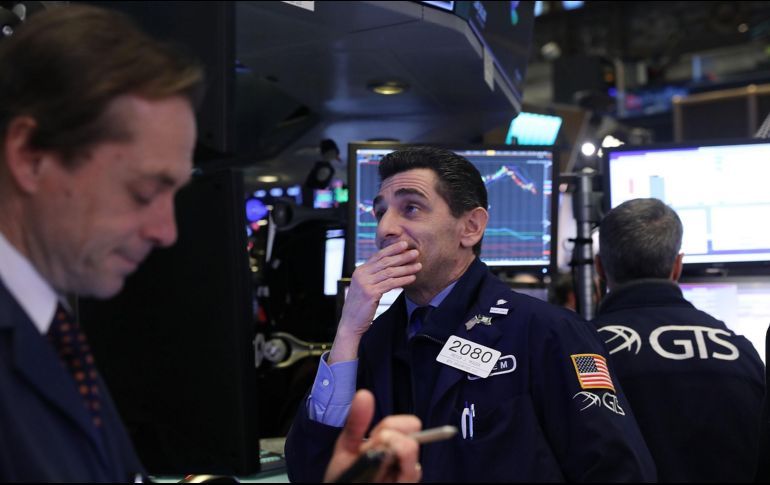 Wall Street abre con ganancias y el Dow Jones avanza un 0,20 %