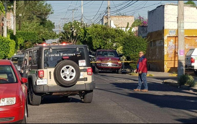 Hallan restos de 6 personas en una camioneta en Guadalajara