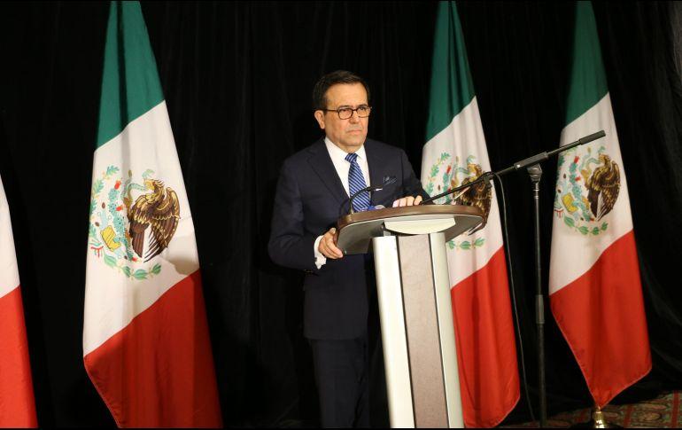 México advirtió contraataque a los aranceles de Trump