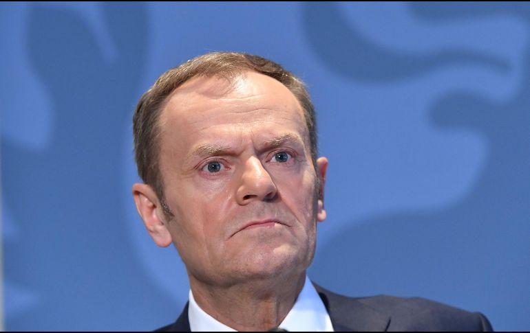 Guerras comerciales son malas y fáciles de perder — Tusk