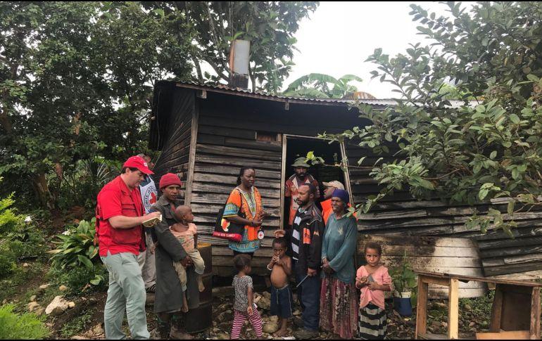 Actualización: Sismo en Papúa Nueva Guinea deja 55 muertos
