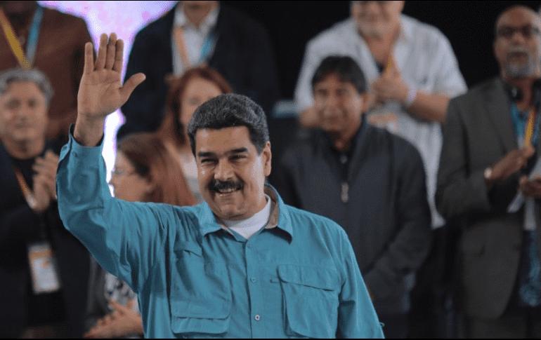 Maduro denuncia a Estados Unidos de impedir misión de la ONU