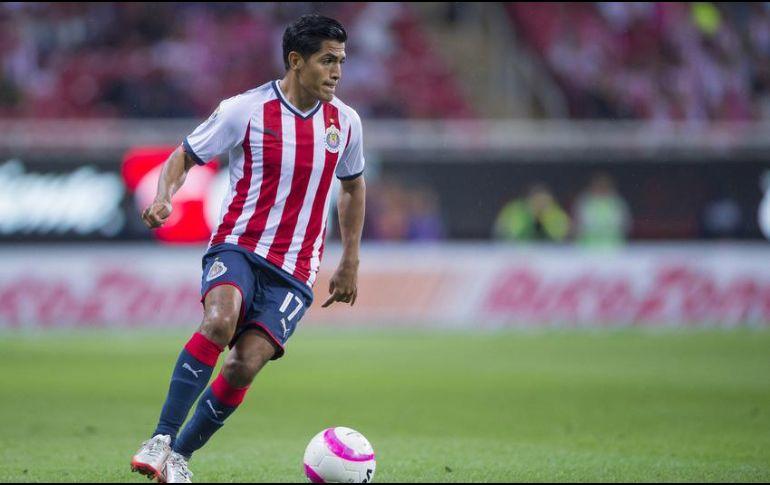 Jesús Sánchez se pierde lo que resta del Clausura 2018