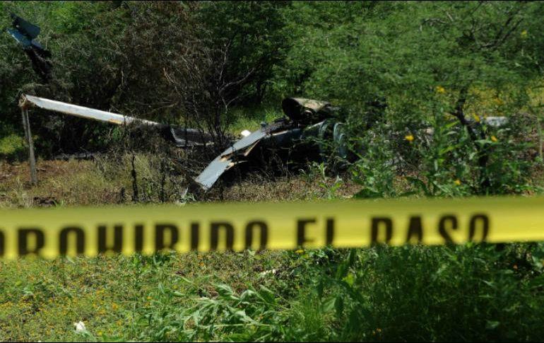 Se estrella en las montañas avión turco, reportan 11 muertos