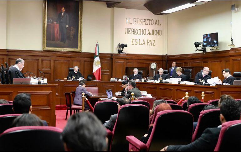 Aprueba Corte revisiones sin órdenes judiciales