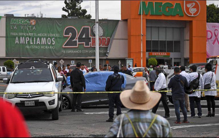 Balacera en Tepito deja 2 muertos y 3 lesionados
