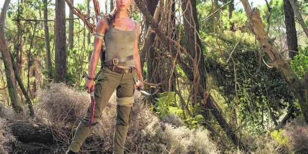La reinvención de Lara Croft