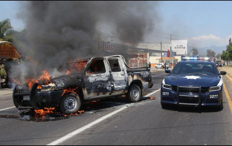 Agencias de vehículos en Zamora y Uruapan, Michoacán sufren atentados