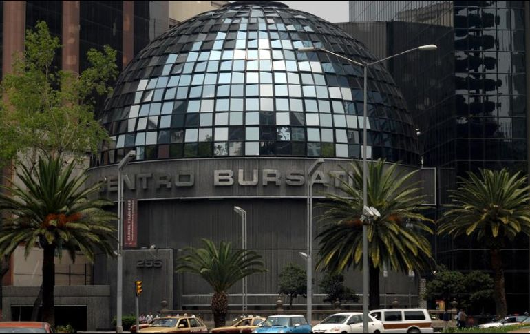 La bolsa de México sube 0,26 % al inicio de la sesión