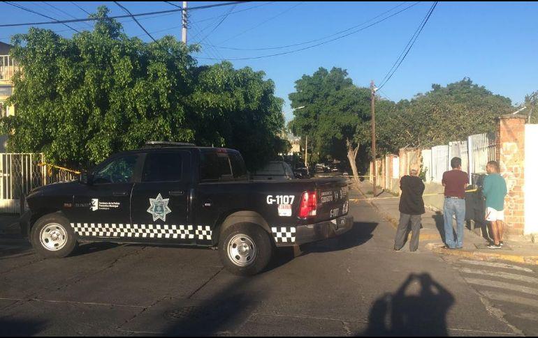 Hallan dos cuerpos con huellas de violencia en Santa Elena Alcalde, Guadalajara
