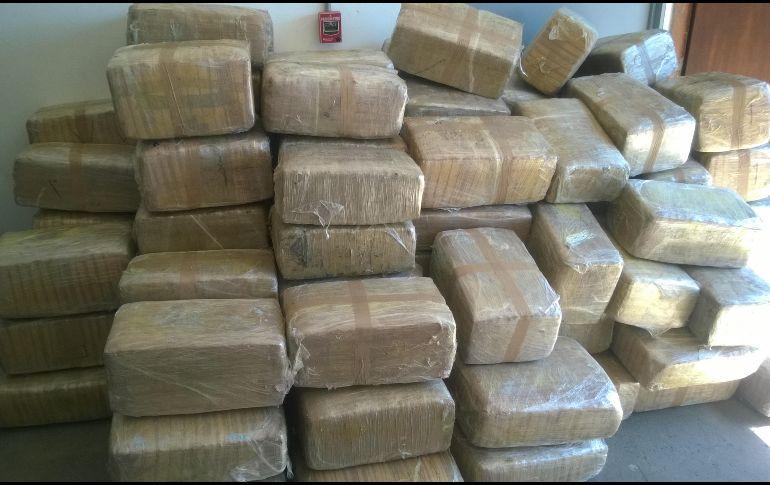 Salieron de Misiones con 46 kilos de marihuana en el auto