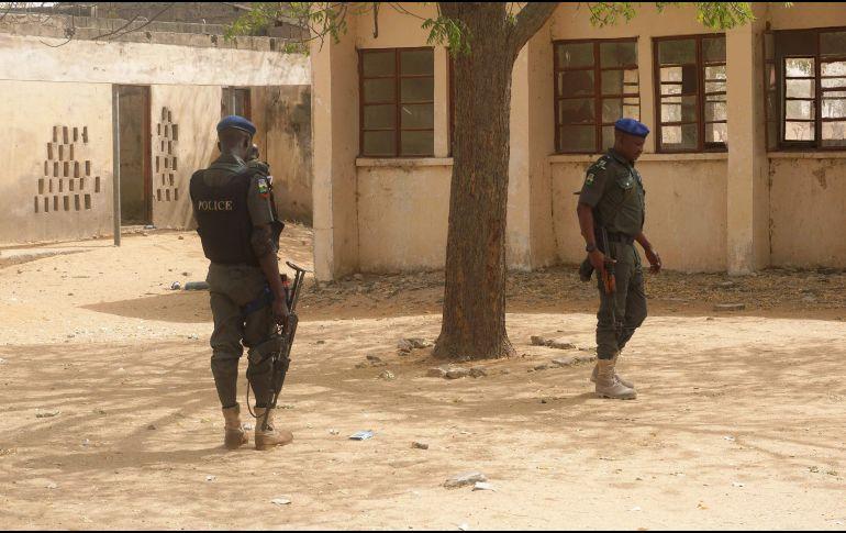 Anuncian liberación de decenas de niñas secuestradas en Nigeria 21/Mar/2018 Internacional