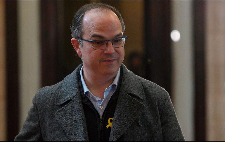 Fracasa investidura de Jordi Turull
