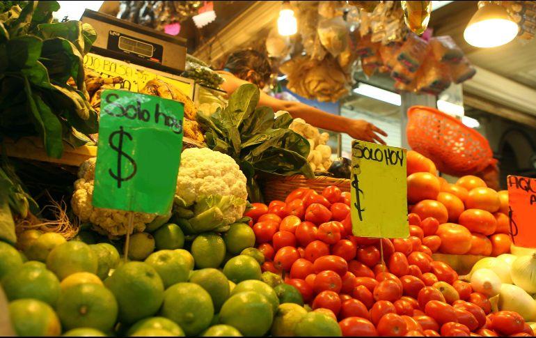 Inflación registra alza en primera quincena de marzo