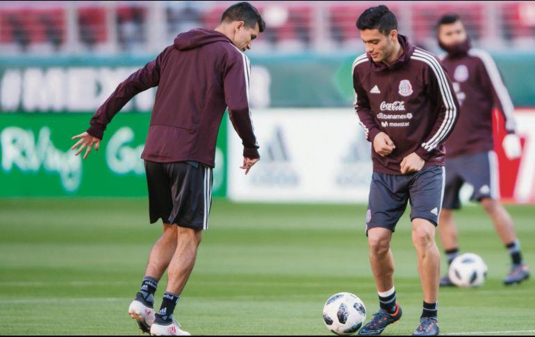 Osorio ya tiene definidos a sus atacantes para el Mundial de Rusia