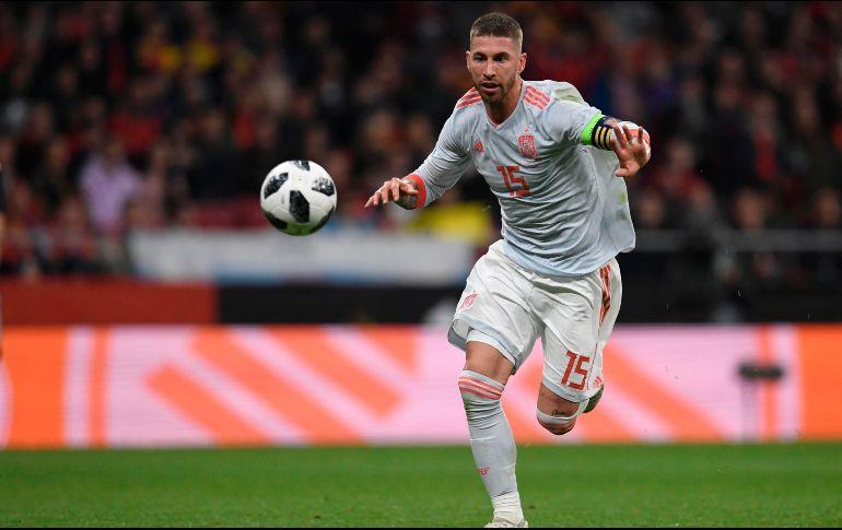 El español Sergio Ramos también habló de Messi y la Selección argentina