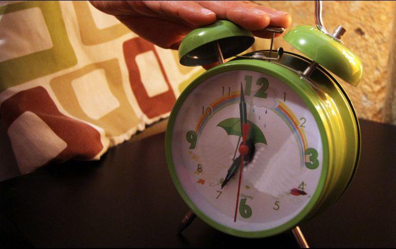 DormirEl Antes Adelantar Hora Reloj Una Deberán De Mexicanos Su v8my0ONnw