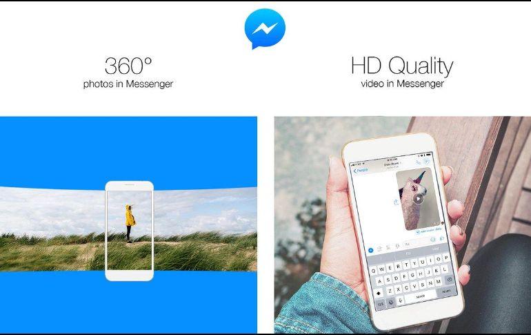 Facebook escanea las conversaciones en Messenger