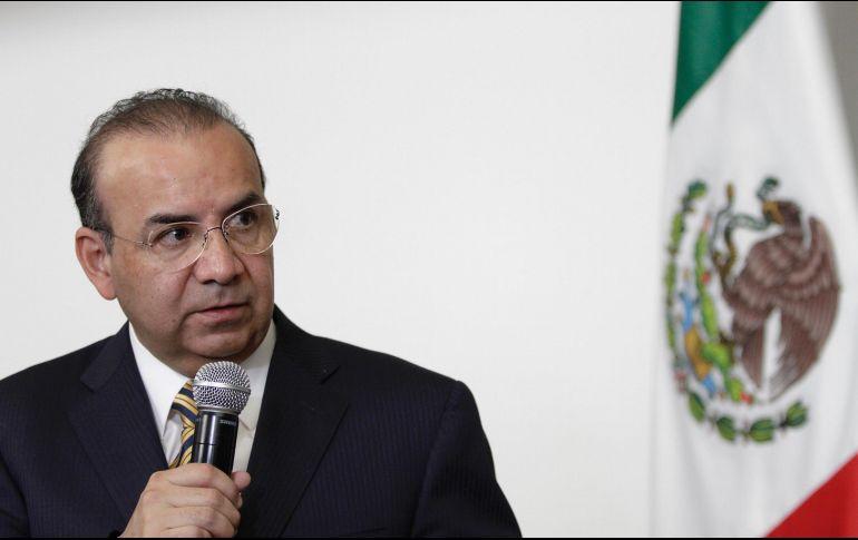 INE y Gobernación presentan protocolo de seguridad para candidatos