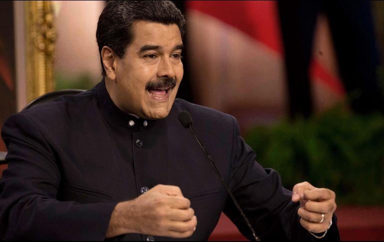 Comenzó Plan Nacional de Vacunación contra 14 enfermedades — Maduro