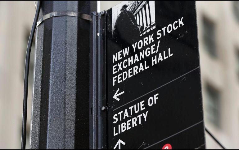 Wall Street recupera terreno perdido y cierra la la jornada al alza