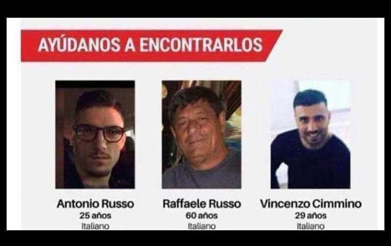 A finales de enero, los tres italianos fueron privados de la libertad por policías municipales de Tecalitlán y entregados a un grupo delictivo de la región sur del estado. EFE / ARCHIVO