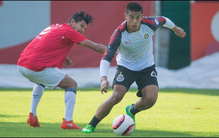 'Galindo no jugó por ser mi yerno sino por cómo juega': Almeyda