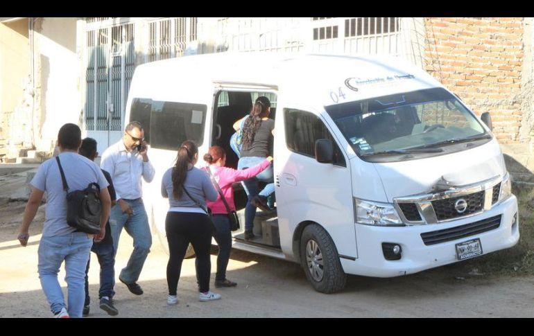 La camioneta retirada fue debido a que el conductor se pasó un alto y no contaba con licencia de conducir. EL INFORMADOR / ARCHIVO