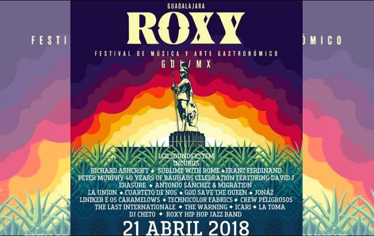 Twitter Roxyfest
