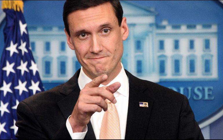 Renunció el principal asesor de seguridad interna de la Casa Blanca