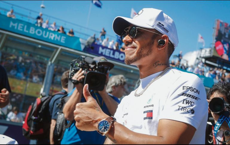 Busca Hamilton frenar buena racha de Vettel