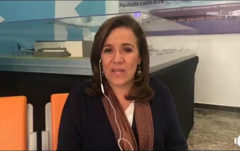 Felipe Calderón asegura que ideas de AMLO no le convienen al país