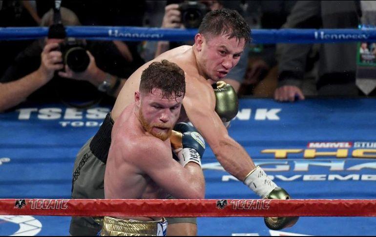Canelo vs Golovkin 2 podría ser en septiembre — Box