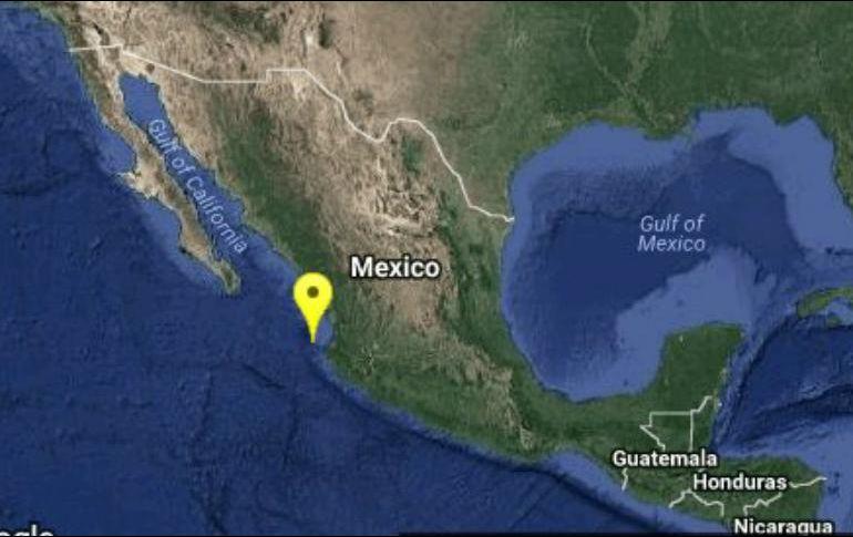 Reportan sismo de magnitud 5.3 en Ixtepec