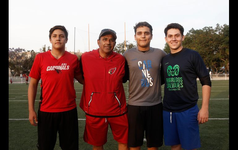 Kicking Camp en Arizona Cardinals GDL