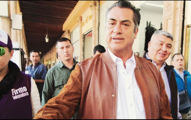 Pide 'El Bronco' darle con todo para un México 'independiente'