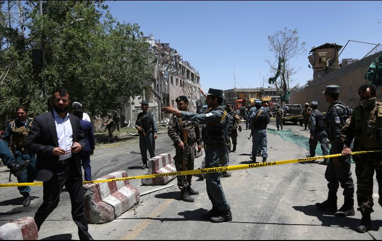 Mueren al menos 31 personas tras ataque suicida en Afganistán